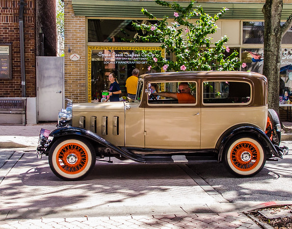 2015 Cocoa Village Car Show
